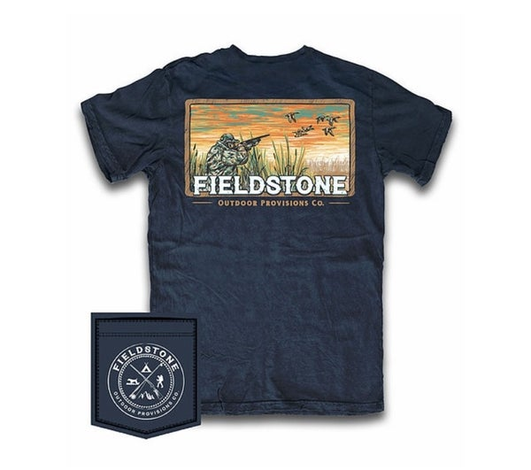 Fieldstone Duck Hunter Graphic Tee