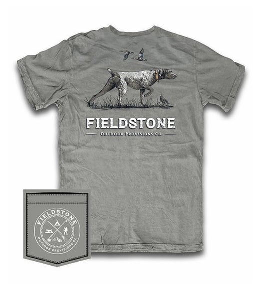 Fieldstone Pointer Graphic Tee