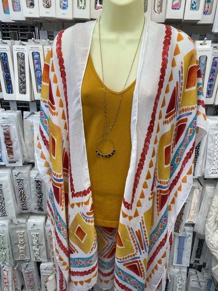 Tropical Sunshine Kimono