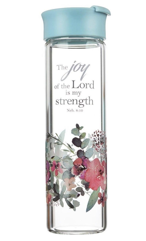 Glass Water Bottle, TJOTL