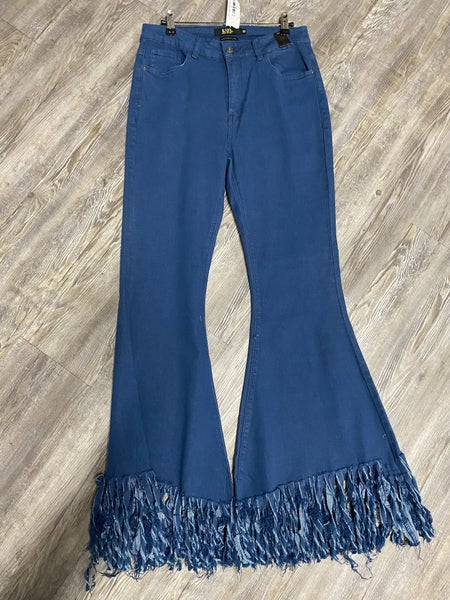 Girl's Night Out Fringe Jeans