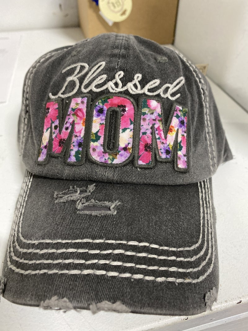 Blessed Mom Hat