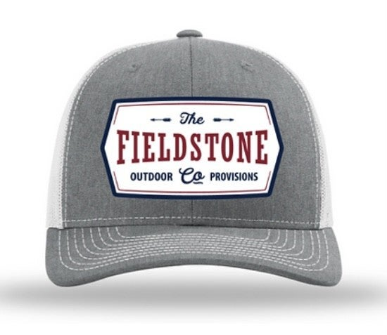 Fieldstone Youth Patriotic Patch Hat