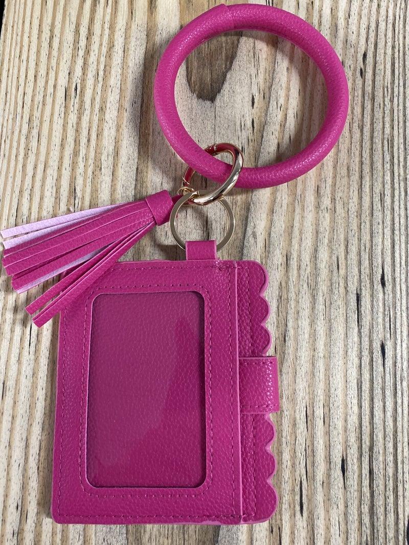 King Ring Bangle, Pink