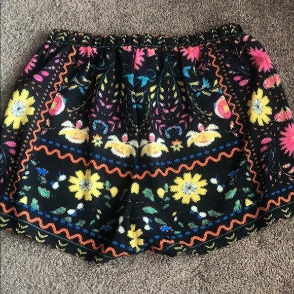 Hot Tomali Shorts,Black
