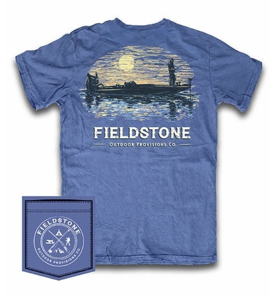 Fieldstone Fisherman Graphic Tee