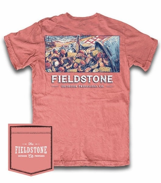Fieldstone Low Country Boil Graphic Tee