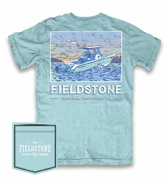 Fieldstone Offshore Graphic Tee
