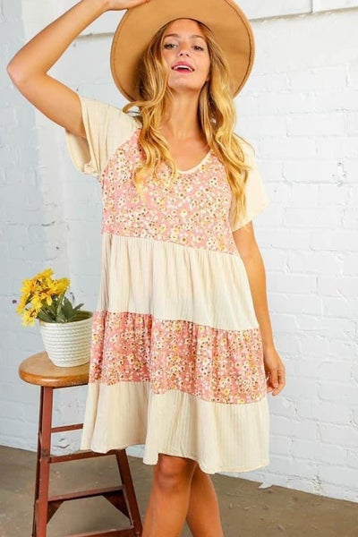 Sweet Spring Love Dress