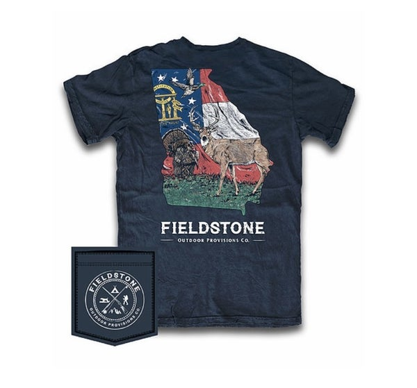 Fieldstone GA Wildlife Graphic Tee