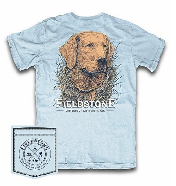 Fieldstone Golden Retriever Graphic Tee