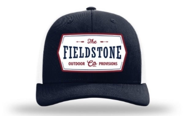 Fieldstone Patriotic Patch Hat