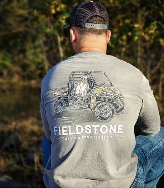 Fieldstone ATV Graphic Tee