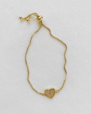 Pave Crystal Bracelet