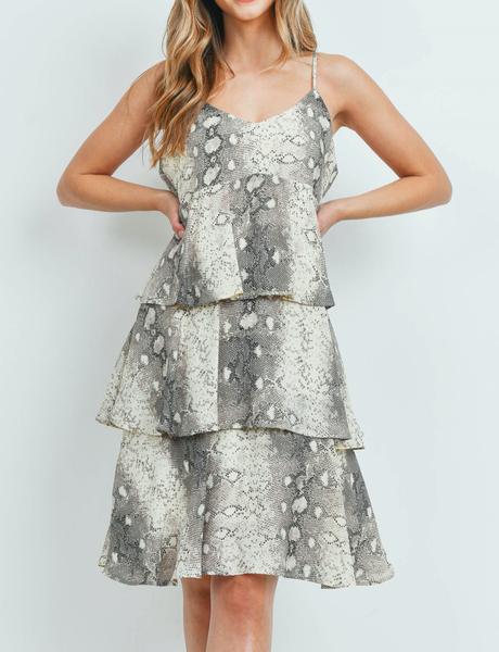 Summer Slither Dress