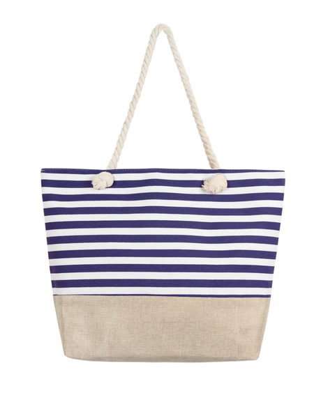 Rope Knot Beach Totes
