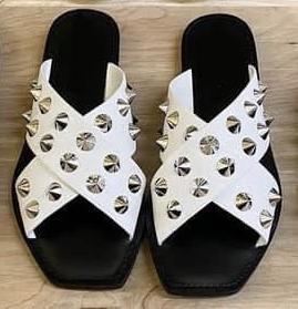 Rockstar Studded Sandals