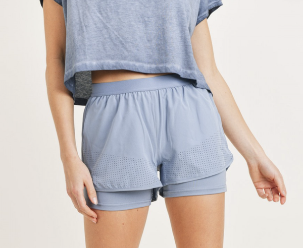 Hybrid Active Shorts