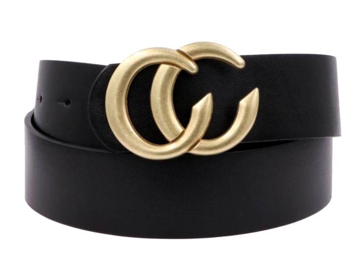 Double C Belt