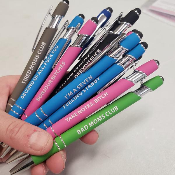 Naughty Pens