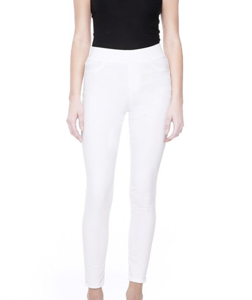 White Out Jeggings
