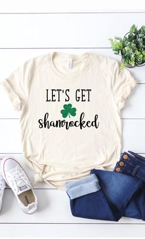 Shamrocked Tee