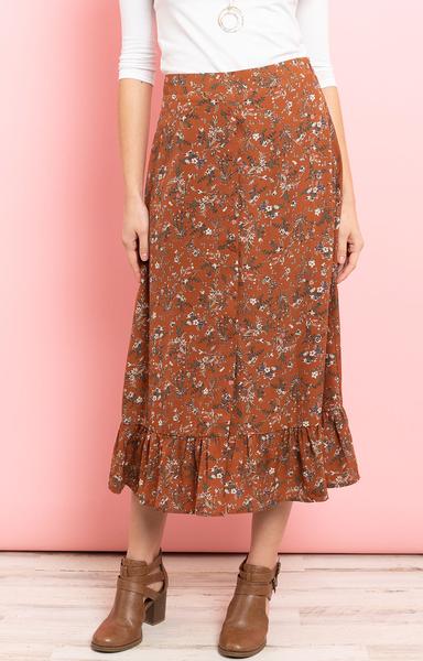 Floral Days Skirt