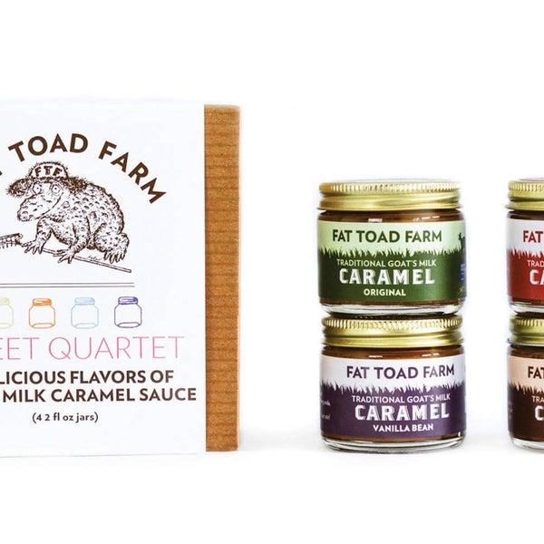 Sweet Quartet Petit Caramel Sampler