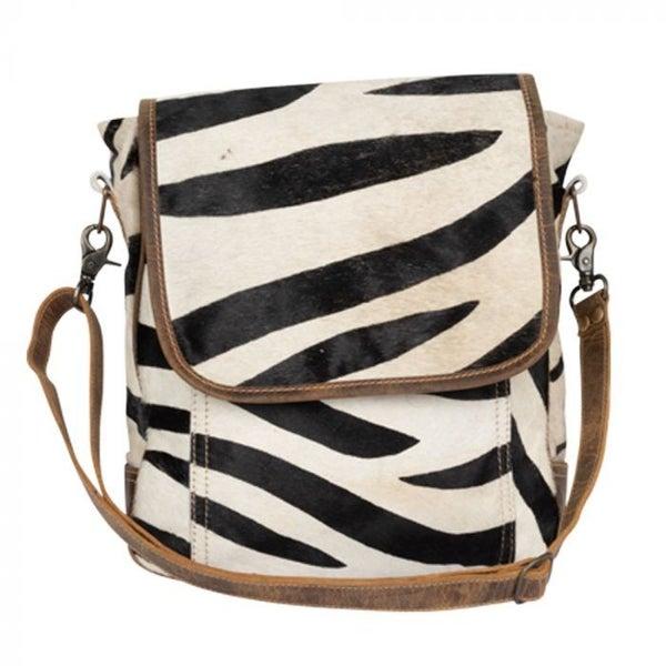 Myra Stripe Wonder Shoulder Bag