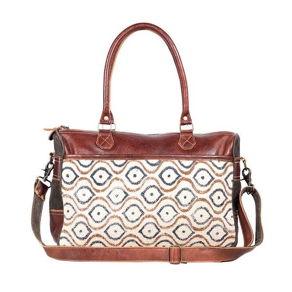 Myra Facade Messenger Bag