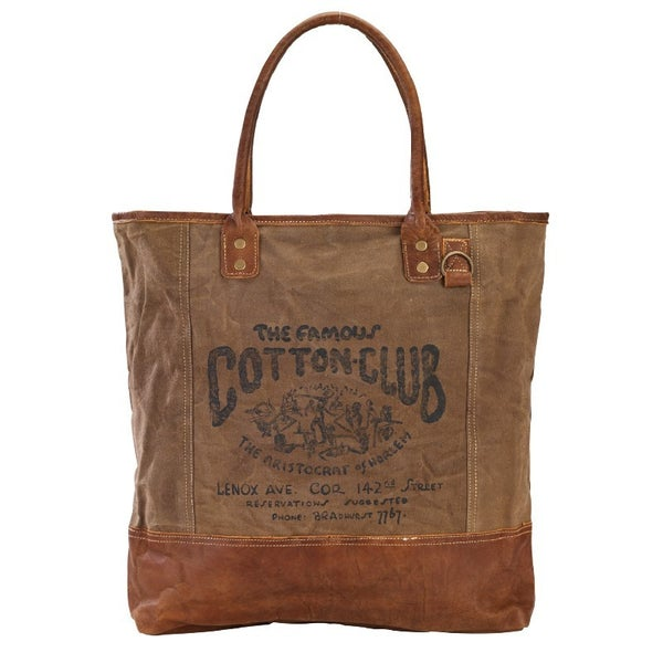 Cotton Club Tote