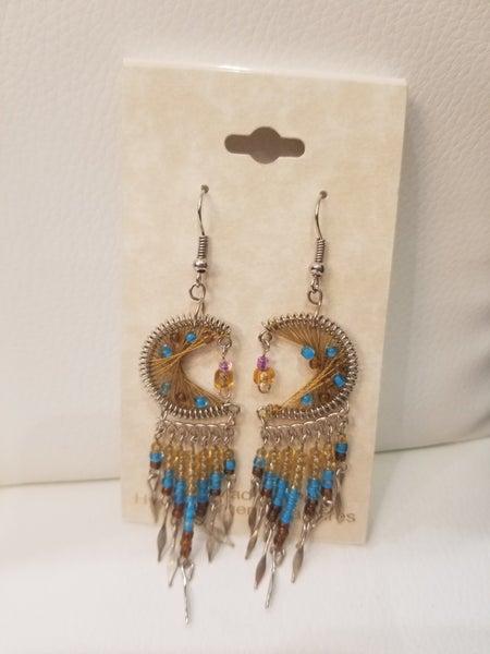 Handmade Peru Earrings