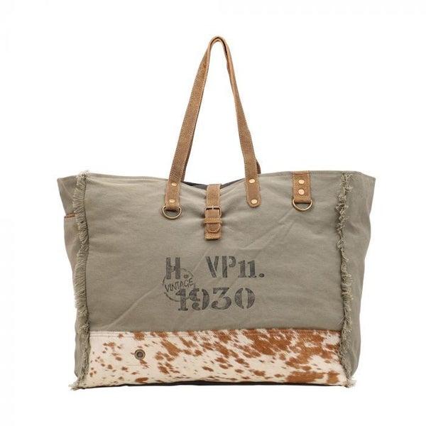 Myra Viridescent Weekender Bag