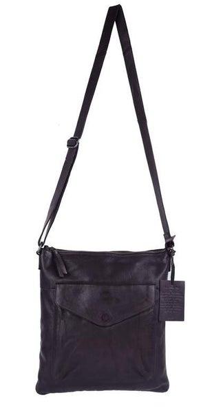 Latico Leather Val Crossbody/Shoulder Bag