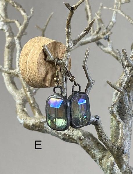 """Melania Clara """"Chloe"""" Earrings"""