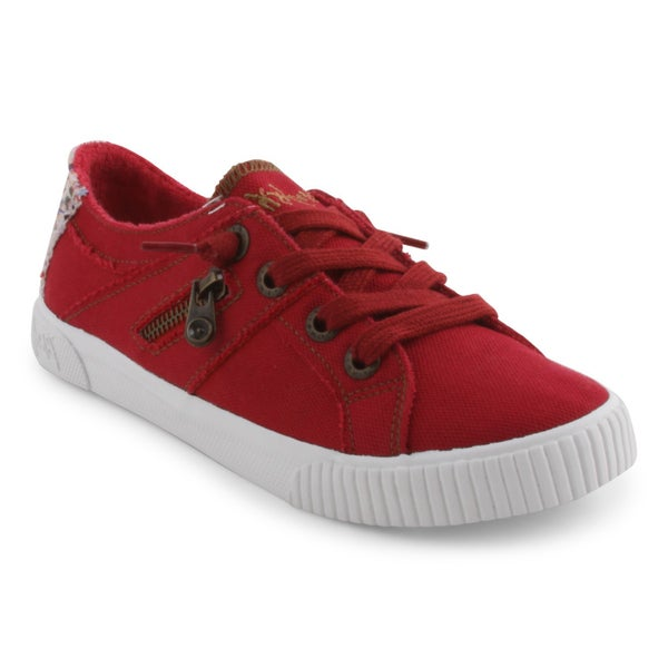 "Blowfish ""Fruit"" Jester Red Tennis Shoes"