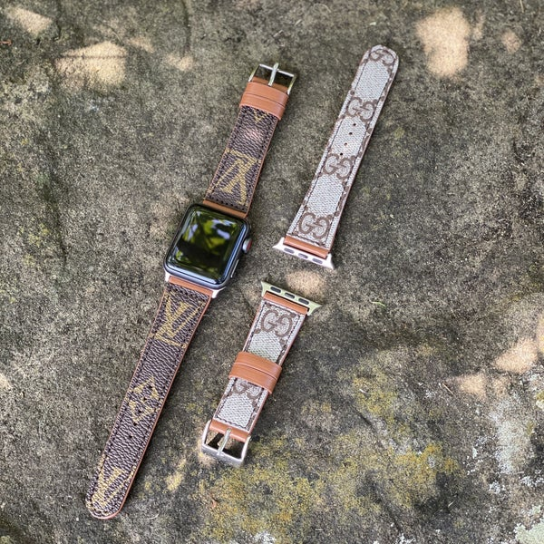 Up-Cycled Designer 38-40 MM Apple Watch Band
