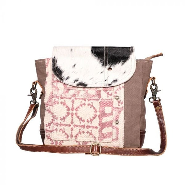 MYRA PINK MADNESS SHOULDER BAG