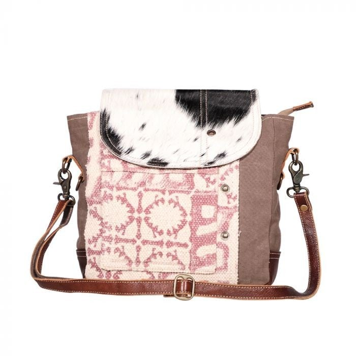 MYRA PINK MADNESS SHOULDER BAG - Dallas New