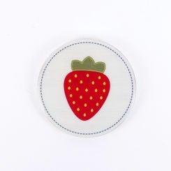 Americana Fruit Coaster