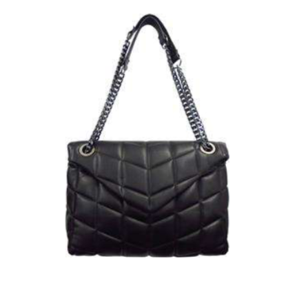 Convertible Flap - Quilted Nappa
