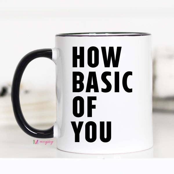 Mugsby Adult Humor 11 oz. Coffee Cup