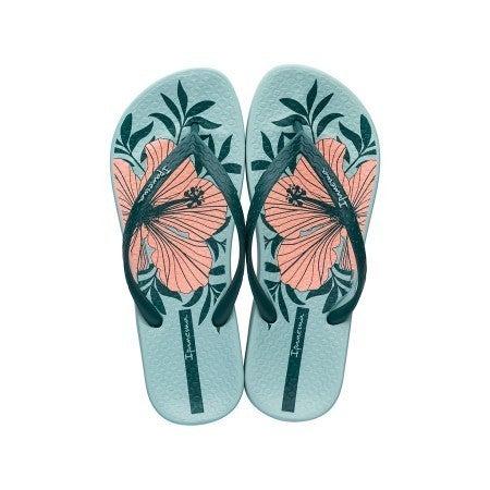 Ipanema Ana Hibiscus Flip Flop