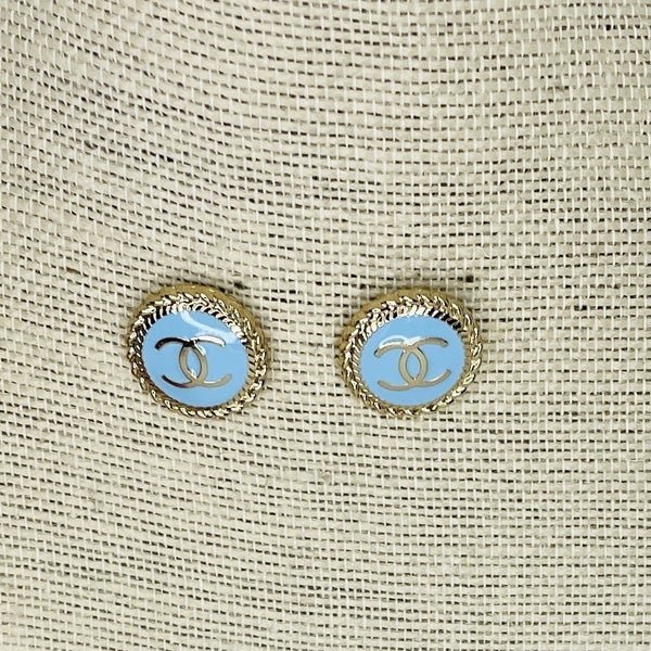 Upcycled Erin Knight Earrings
