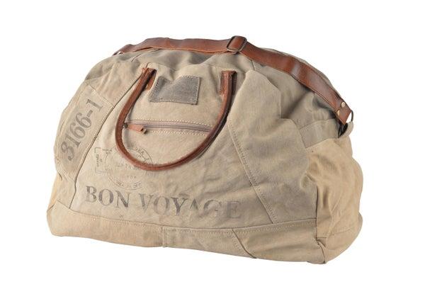 Bon Voyage Weekender Duffle Bag