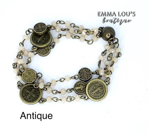 Melania Clara Lola Multi Strand Bracelet