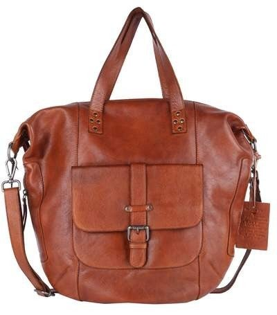 """Latico Leather """"Lezli"""" Tote and Shoulder Bag"""