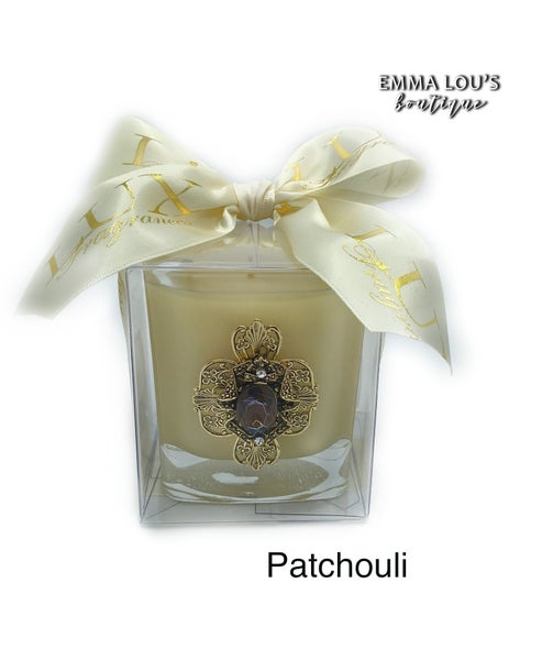 Lux Fragrances 9 oz. Luxury Candle
