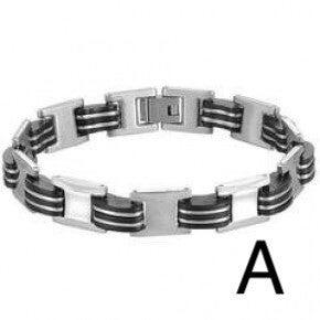 Mad Man Stainless Bracelet
