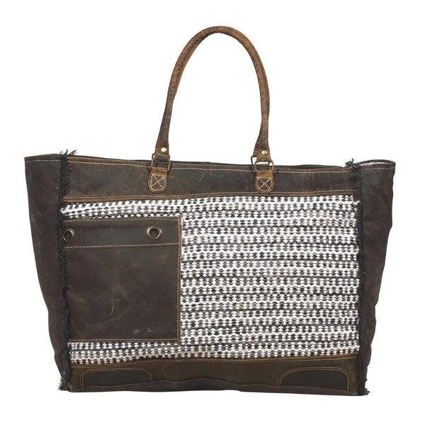 Myra Jazzed Up Weekender Bag - Dallas